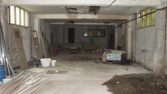 Avant et apr s r novation d 39 un garage en loft au design for Fonctionnement d un garage automobile