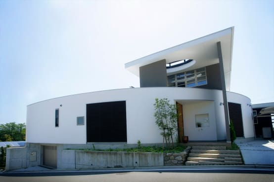 자유로운 옥상 라이프를 즐길 수 있는 주택 5