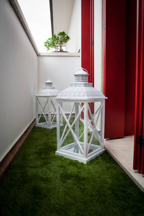 Come arredare giardino e terrazzo in maniera semplice ed for Idee giardino semplice