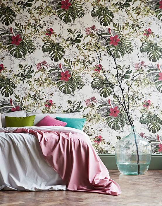 Bedroom Wallpaper Trends 2018