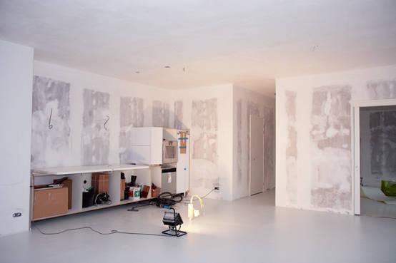 8 trucos para pintar tus paredes como un profesional - Trucos pintar paredes ...