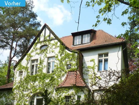 Modernes baumhaus in einer berliner gr nderzeitvilla - Baumhaus architekturburo ...