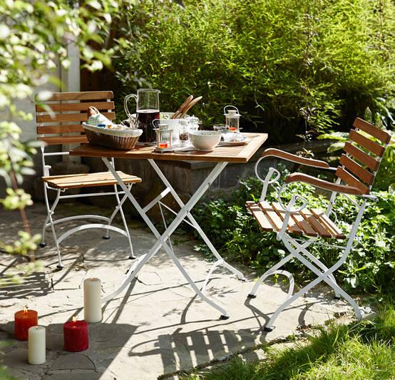 6 designideen f r kleine g rten. Black Bedroom Furniture Sets. Home Design Ideas