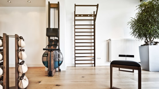 6 easy steps to create the perfect home gym for Casa floor