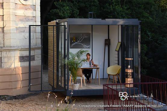 Freelancer 6 ambientes para trabajar en tu casa - Une maison un jardin berthenay versailles ...