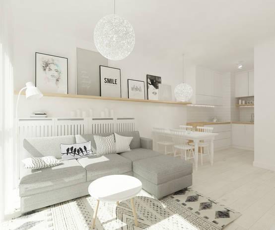작은 거실에 대한 편견을 날려주는 9가지 디자인 아이디어