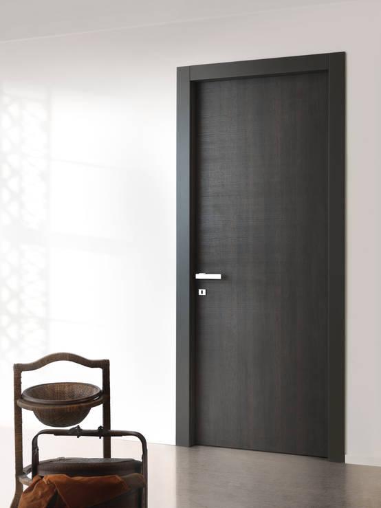 Le porte interne in laminato come quelle in legno - Verniciare porte interne laminato ...
