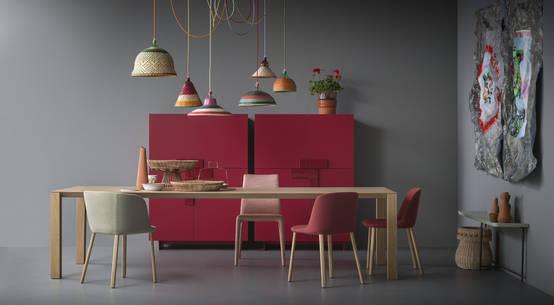 5 estilos posibles para el comedor todos a la mesa for Pianca muebles