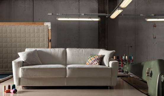 Come arredare il soggiorno con il grigio for Arredare con il grigio