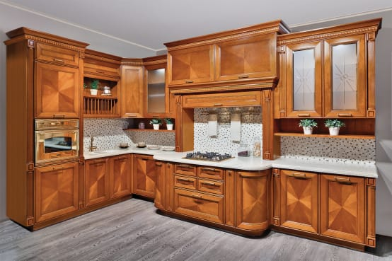 Peachy 15 Wooden Kitchen Designs For Your Home Home Interior And Landscaping Oversignezvosmurscom