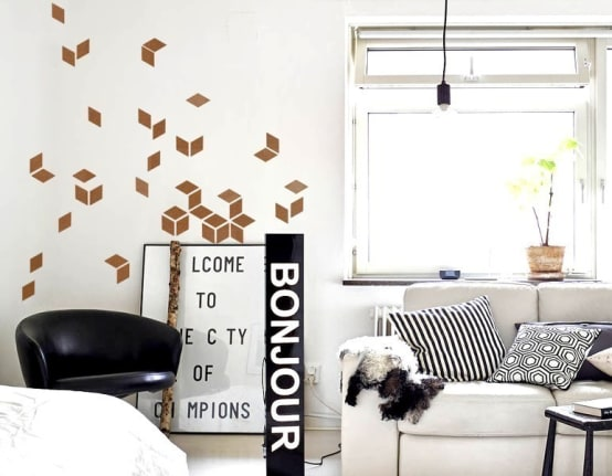 wohnzimmerideen f r sch nes und individuelles wohnen. Black Bedroom Furniture Sets. Home Design Ideas