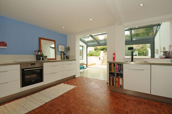 Ground Floor kitchen and dining room extension
