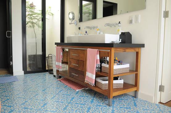 Muebles para baño que querrás pedirle a tu carpintero hoy mismo