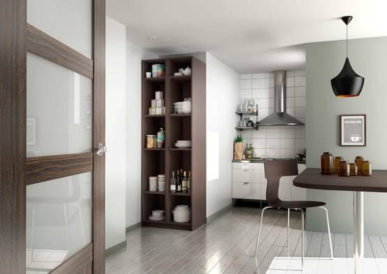 10 astucieux rangements pour cuisine - Espaces rangements astucieux salon ...