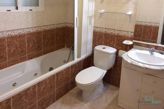 Sostituzione vasca con doccia idee e soluzioni - Soluzioni vasca doccia ...