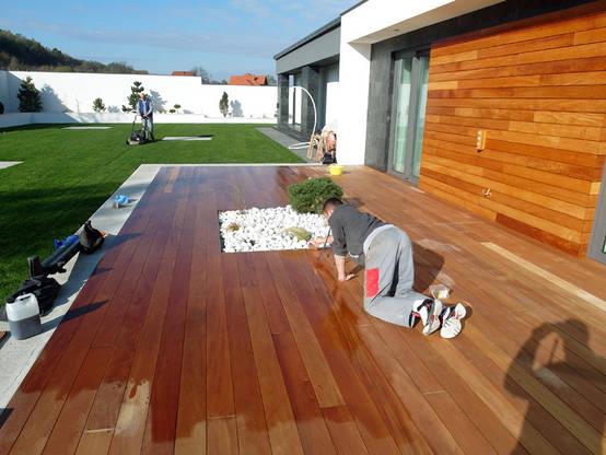 Een houten terras maken: alles wat je moet weten!