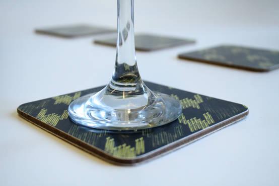 'Secret Music' Tableware Accessories