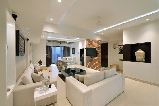 4 Features Of Beautiful Living Rooms