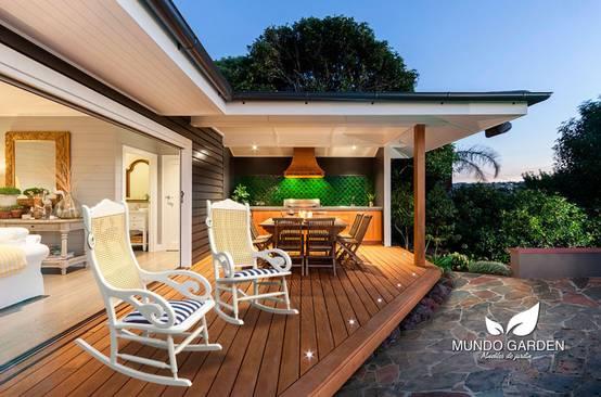 10 terrazas lindas para volver a enamorarte de tu patio On terrazas lindas