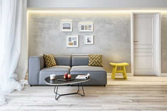 집 안의 분위기를 바꾸는 새로운 거실 인테리어 | 호미파이 & homify
