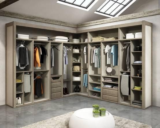 10 غرف ملابس معاصرة.. أليسوا مذهلين؟!
