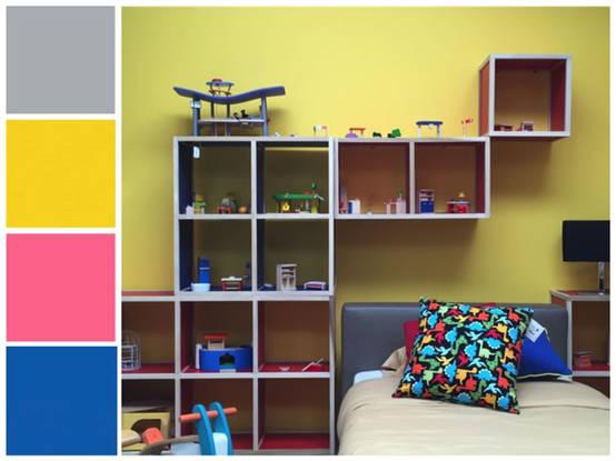 Habitaciones infantiles 10 jugueteros divertidos - Accesorios para habitaciones infantiles ...