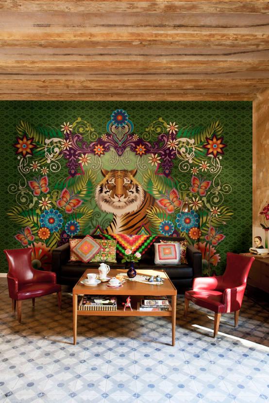 Nine Ways to Make Your Walls Wonderful