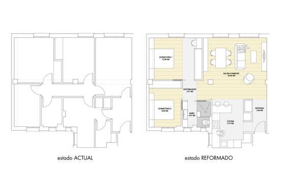 4 casas que amar s con planos incluidos for Plantas fundamentales