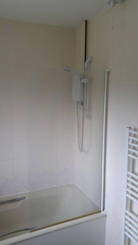 Voor en na: een gave look voor een kleine badkamer