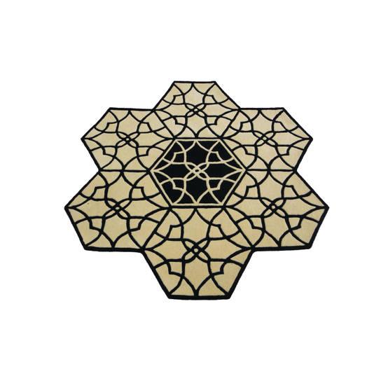 Hexa rug collection