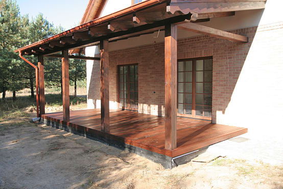 7 pasos para construir un porche fabuloso - Hacer un porche ...