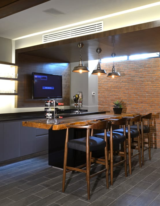C 243 Mo Construir Un Mini Bar En Casa Para Impresionar A Tus