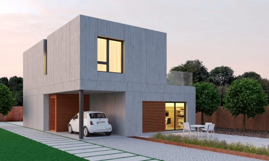 12 cheap building materials for a low cost home for Design casa low cost