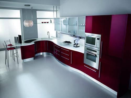 Modular kitchen design ideas by interior designers in Faridabad