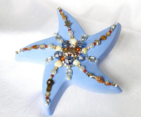 Seastar, Beach Decor