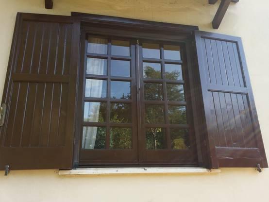 Come verniciare gli infissi in legno fai da te - Fai da te verniciare finestre legno ...