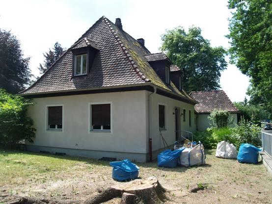 Sanierung eines 50er Jahre Hauses in Süddeutschland