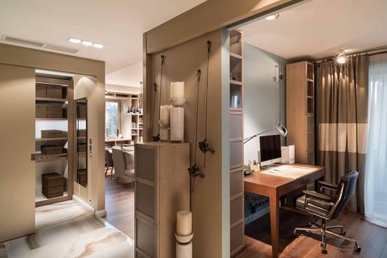 Как оформить квартиру с домашним офисом: 7 шагов | homify