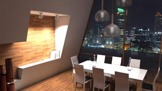 Interiores 3D Render
