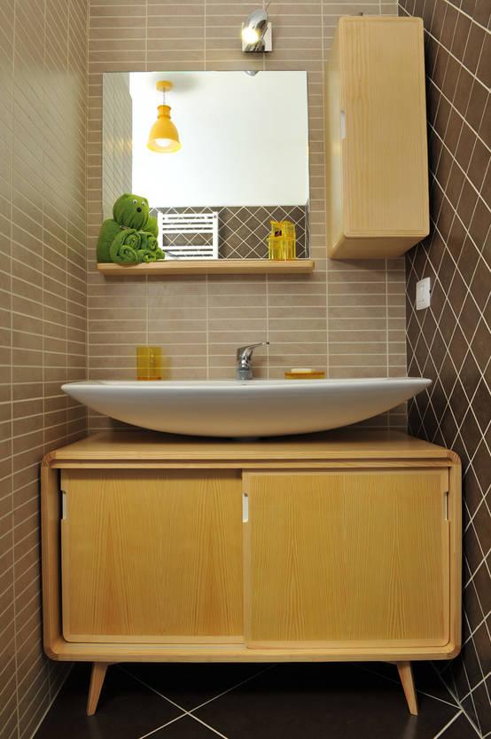 Come allargare un piccolo bagno 7 soluzioni per tutti - Soluzioni no piastrelle cucina ...