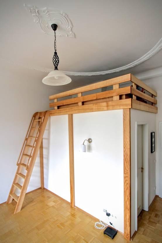 So nutzt ihr den Platz unter eurem Hochbett optimal