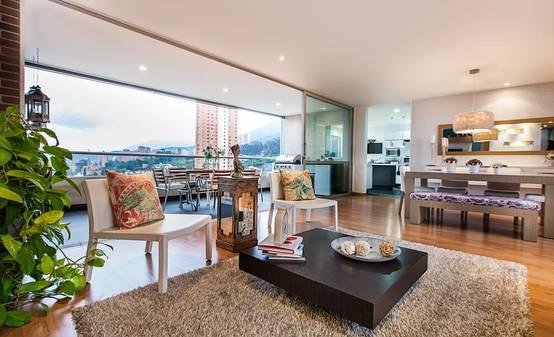 C mo decorar tu casa 10 estilos diferentes for Como decorar un apartamento moderno