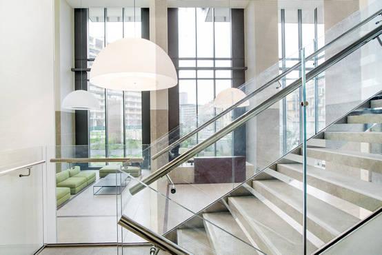 7 cose da sapere prima di progettare le scale for Arredare pianerottolo scale
