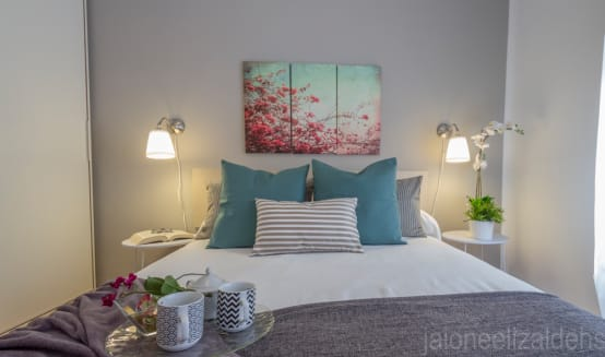 8 perfect tones for your bedroom