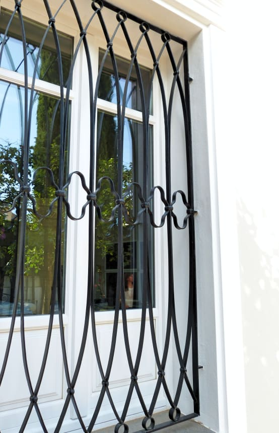 14 window grills to give stylish edge to your windows