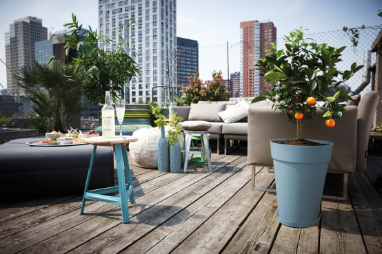 We give you 13 ideas for what you can do with the roof of your home