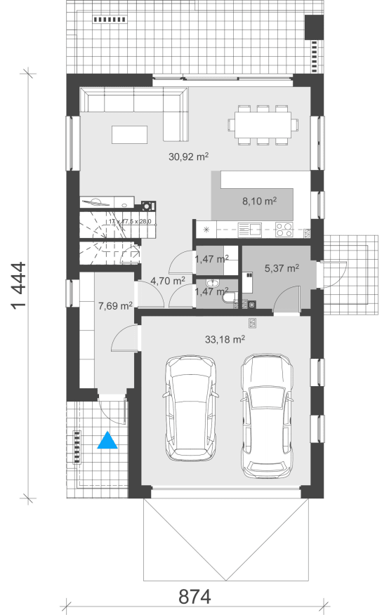 die grundrisse von sechs traumh usern zur inspiration f r. Black Bedroom Furniture Sets. Home Design Ideas