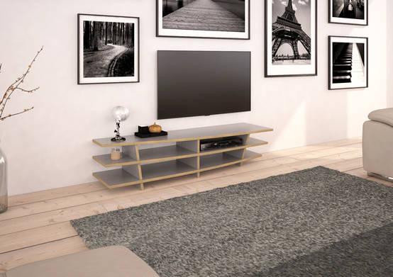 Perfekte TV-Möbel für jeden Raum