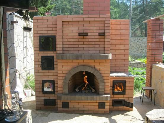 12 hornos de le a y parrillas que puedes hacer ya mismo - Parrillas y hornos a lena ...