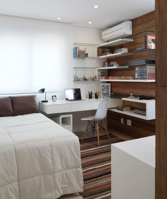 Ar Condicionado em quartos / salas